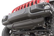 Osłona przednia do zderzaka stalowego : 18-19 Jeep Wrangler JL & 2020 Gladiator JT