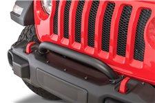 Poprzeczka stalowego, fabrycznego zderzaka przedniego : 18-19 Jeep Wrangler JL & 2020 Gladiator JT