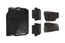 Zestaw dywaników, seria All Terrain, pełnowymiarowy dywanik bagażnika : 18-19 Jeep Wrangler JL 2 drzwiowy