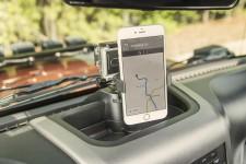 Uchwyt uniwersalny do telefonu, kamery : 11-18 Jeep Wrangler JK
