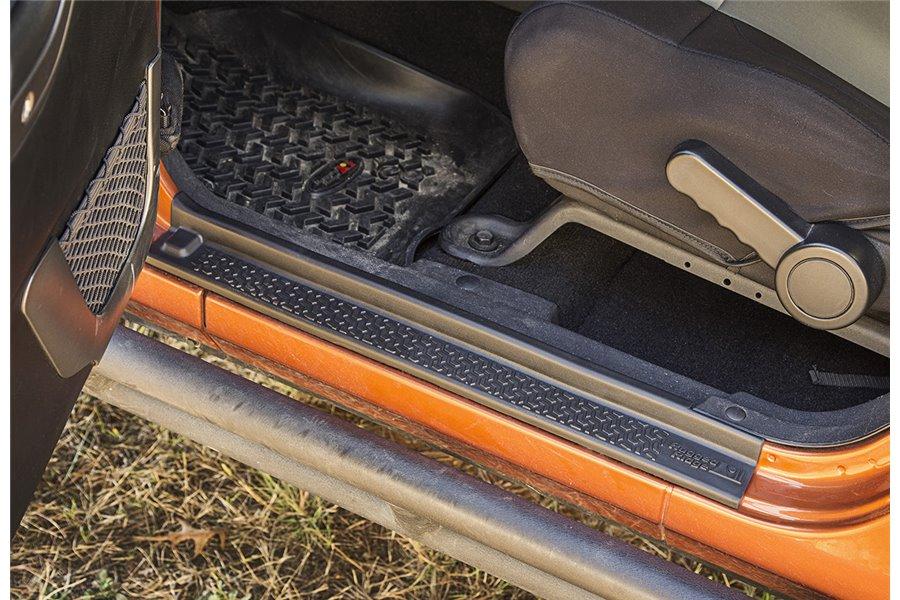 Osłony progów, All Terrain : 07-17 Jeep Wrangler JK, 2 drzwiowy
