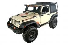 ExoTop - bagażnik dachowy z dachem miękkim : 07-18 Jeep Wrangler JK 2D