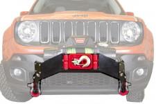 Zderzak przedni z miejscem na wyciągarkę, Jeep Renegade