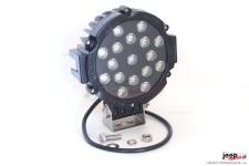 Lampa LED 51W : HOMOLOGACJA, wiązka STANDARD, LED Epistar, okrągła 160mm
