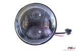BLADE HL Lampy przednie LED z pierścieniem pół HALO, 7 calowe, para