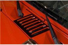 Osłona wlotu powietrza, czarny | 07-16 Jeep Wrangler JK