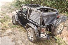 Siatka osłaniająca serii Eclipse : 07-17 Jeep Wrangler JK