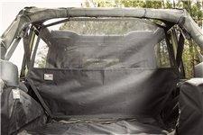 Kurtyna bagażnika C2, Tylna : 07-18 Jeep Wrangler Unlimited JKU/JLU