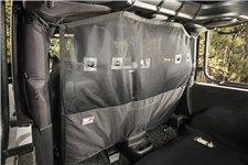 Kurtyna bagażnika C2, Przednia : 07-17 Jeep Wrangler JK/JKU