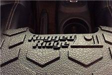 Osłona konsoli centralnej, Czarna : 11-17 Jeep Wrangler JK