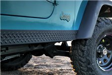 Panele boczne Rocker, 97-06 Jeep Wrangler TJ