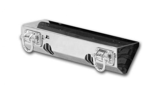 Zderzak przedni XHD z możliwością montażu świateł, Stal nierdzewna : 07-17 Jeep Wrangler