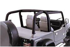 Roll Bar Cover Kit, Full : 97-02 Jeep Wrangler TJ