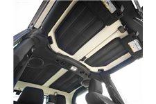 Zestaw paneli wygłuszających do dach HardTop, 11-15 Jeep Wrangler JK 2 drzwiowy