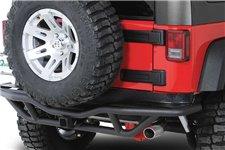 """Tylny zderzak RRC, 2"""" gniazdo haka, 07-15 Jeep Wrangler"""