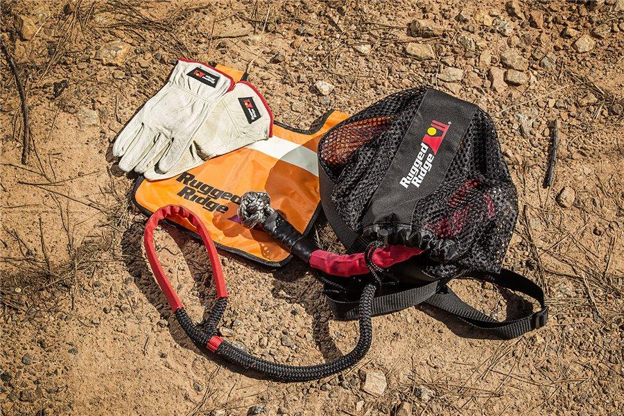 Zestaw premium akcesorii OffRoad z torbą siatkową
