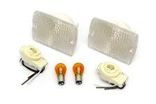 Lamp (Grill) white - Wrangler YJ 87 - 95