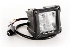 Lampa LED, model CUBE COMBO, dwa tryby strumienia światła