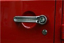 Nakładki na klamki, Chromowane : 07-17 Jeep Wrangler JK