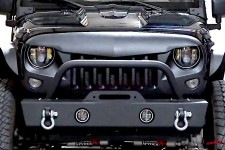 Sportowy Grill, model EAGLE : Jeep Wrangler JK 2007+