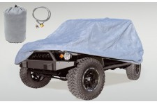 Pokrowiec pełny - zestaw : 07-17 Jeep Wrangler JK