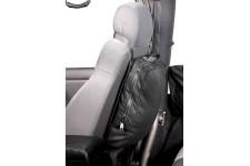 Seat Back Trail Bag, Detachable : 76-15 Jeep CJ and Wrangler