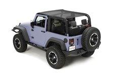 Dach siatkowy Mesh Island Top :10-17 Jeep Wrangler JK