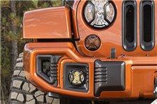 Osłony kierunkowskazów na grill serii Elite : 07-17 Jeep Wrangler JK