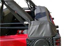Pokrowiec na dach miękki, Black Diamond : 07-17 Jeep Wrangler JK 2D