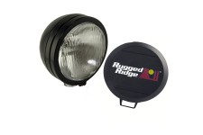 5″ lampa HID przeciwmgielna, Czarny