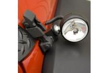 Lampa halogenowa przeciwmgielna dodatkowa H3, 07-15 Jeep Wrangler (JK)