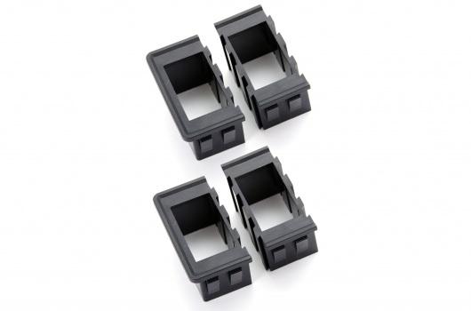 Zestaw ramek montażowych przełączników
