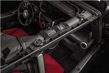 Śruby mocujące ramki drzwi, seria Elite : 07-17 Jeep Wrangler JK, wersja 2 drzwiowa