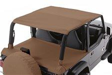 Dach miękki mocowany do orurowania, Spice : 97-06 Jeep Wrangler TJ