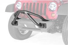 Poprzeczka Double X Striker Mini-Stinger do zderzaka All Terrain : 07-17 Jeep Wrangler JK
