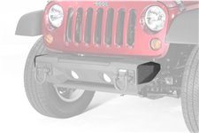 All Terrain Stubby Bumper Ends : 07-17 Jeep Wrangler JK