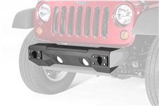 All Terrain Modular Front Bumper : 07-17 Jeep Wrangler JK