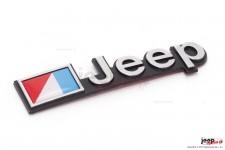 Emblemat, znak, logo, AMC Jeep : 76-86 Jeep CJ5/CJ7/CJ8