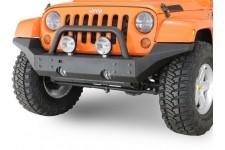Zakończenia zderza przedniego XHD : 07-17 Jeep Wrangler JK