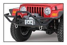 XHD Modular Bumper RRC Mount, Front : 76-06 Jeep CJ/Wrangler YJ/TJ