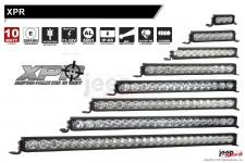 Panel LED serii XPR : niesamowity zasięg dzięki soczewkom IRIS