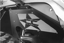 Wentylowane aluminiowe nadkola wewnętrzne serii Ultimate : 07-17 Jeep Wrangler JK