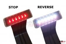 Trzecie światło STOP & WSTECZNY, LED : 07-16 Jeep Wrangler JK