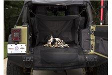 Miękki schowek C4, miejsce dla psa : 07-18 Jeep Wrangler JK
