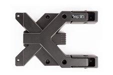Wzmocnienia zawiasów SPARTACUS HD do mocowanie koła zapasowego : 97-06 Jeep Wrangler TJ