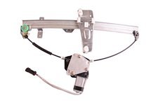 Power Window Regulator, Left Front : 99-00 Jeep Grand Cherokee WJ