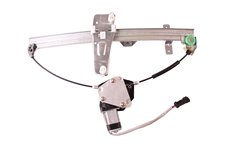Power Window Regulator, Right Front : 99-00 Jeep Grand Cherokee WJ