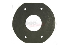 Machine Mounting Bracket : 41-45 Willys MB