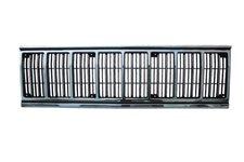 Grill chłodnicy, czarny chromowany : 91-96 Jeep Cherokee XJ