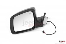 Left Side Heated Mirror : 11-13 Jeep Grand Cherokee WK